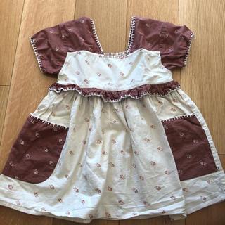 Caramel baby&child  - apolina ワンピース 2-3
