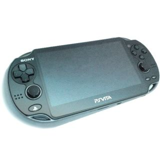 PlayStation Vita - 【送料無料】PlayStation®Vita クリスタル・ブラック ジャンク品