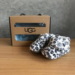 アグ(UGG)の[新品未使用]UGG BIXBEE ベビーシューズ(その他)
