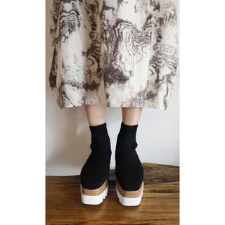 ZARA - 大人気♡フィットソックスブーツ♡♡インスタ 靴下
