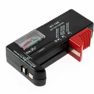 電池 測定 乾電池 ボタン電池 バッテリーテスター バッテリーチェッカー(その他)