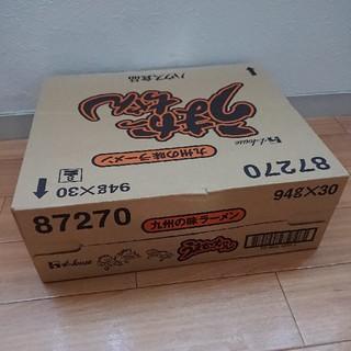 ハウスショクヒン(ハウス食品)のうまかっちゃんまとめ売り☆30袋(インスタント食品)