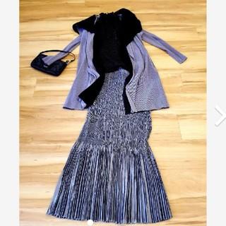 スペッチオ(SPECCHIO)のスペッチオ SPECCHIO ロングスカート サイズ40 (ロングスカート)