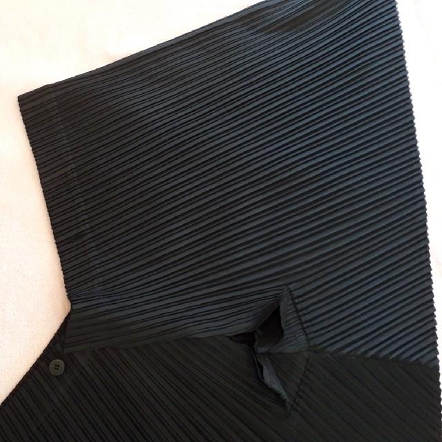 PLEATS PLEASE ISSEY MIYAKE(プリーツプリーズイッセイミヤケ)の2016プリーツプリーズ2wayボレロカーディガン レディースのトップス(ボレロ)の商品写真