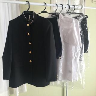 ミズノ(MIZUNO)の男子学生服 ミズノスクールタイガー 冬上下 夏服上下 学ラン175A (その他)