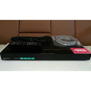 SONY - ◆ソニー BDZ-EW520 2番組同時録画 500GB 外付HDD対応