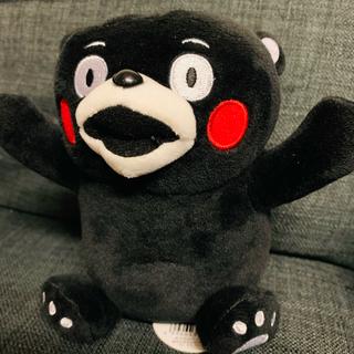 くまモン ぬいぐるみ キーホルダー(キャラクターグッズ)