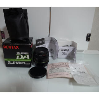 PENTAX - PENTAX-DA 35mmF2.8 Macro Limited