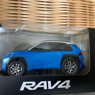 トヨタ - TOYOTA RAV4 プルバックミニカー 新品未使用