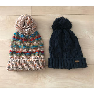 ♡専用♡ニット帽 2個セット(ニット帽/ビーニー)