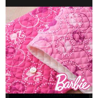 バービー(Barbie)の新品 バービー 生地 barbie キルティング バッグ ハンドメイド(生地/糸)