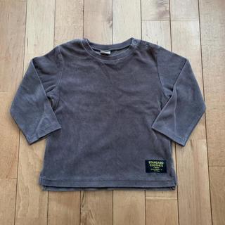 プティマイン(petit main)のpetit main プティマイン 長袖 カットソー 90(Tシャツ/カットソー)