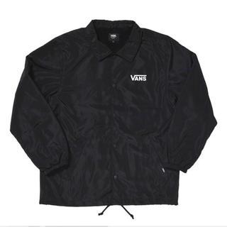 ヴァンズ(VANS)のvans☆ジャケット【新品】値下げ中‼️(ナイロンジャケット)