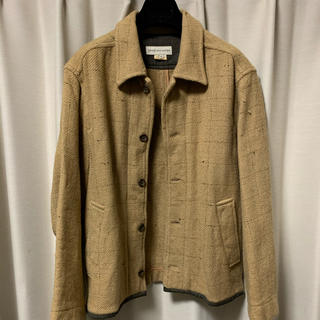 DRIES VAN NOTEN - dries van notes wool jacket ウールジャケット