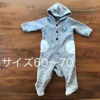 未着用☆サイズ60〜70カバーオール(ジャケット/コート)