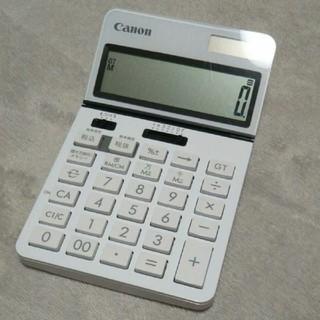 Canon - キャノン KS-1220TU 電卓