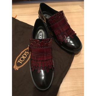 TOD'S - TOD'S靴