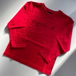 アニエスベー(agnes b.)のアニエスベー ロゴTシャツ(Tシャツ/カットソー)