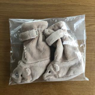 mikihouse - 【未使用】ミキハウス  くまブーツ