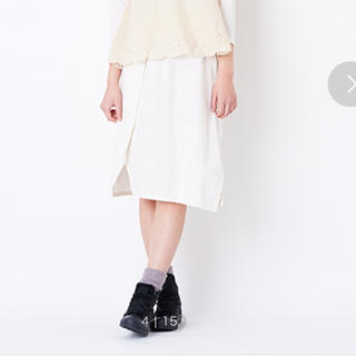 ハコ(haco!)のスカート pilvee(ひざ丈スカート)