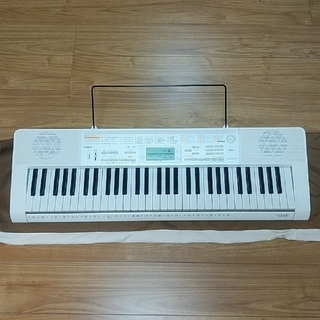 カシオ(CASIO)のカシオ 電子キーボード LK-118(キーボード/シンセサイザー)