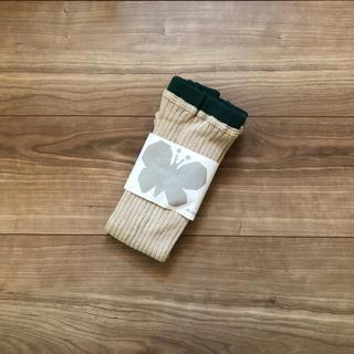 ミナペルホネン(mina perhonen)の新品 ミナペルホネン  タイツ(靴下/タイツ)