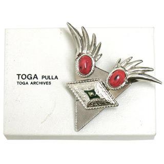 トーガ(TOGA)のgm様専用【希少、完売品】TOGA  モチーフピン ブローチ バッジ(その他)