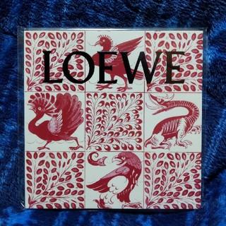 ロエベ(LOEWE)のSPUR付録 LOEWE アートノート(ノート/メモ帳/ふせん)