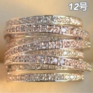 SWAROVSKI - ★定価7580円★【SWAROVSKI】クリスタルリング ジェム  指輪