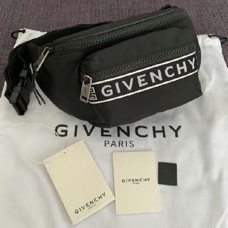 GIVENCHY - 【GIVENCHY】4G ナイロン バムバッグ