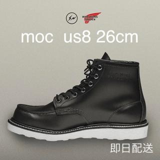 フラグメント(FRAGMENT)の希少 完売品 REDWING X FRAGMENT moc 26cm(ブーツ)