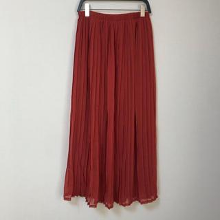 オレンジ スカート(その他)