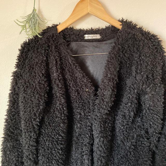 もこもこ★アウター レディースのジャケット/アウター(毛皮/ファーコート)の商品写真