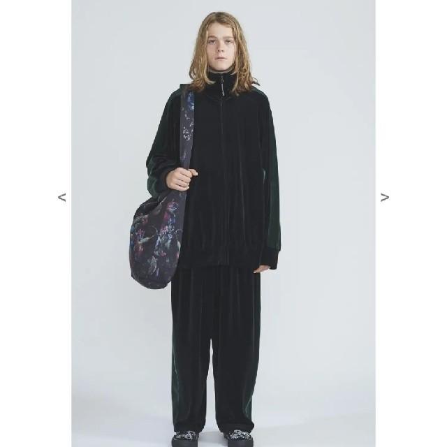 LAD MUSICIAN(ラッドミュージシャン)のLADMUSICIAN 19aw トラックジャケット メンズのトップス(シャツ)の商品写真