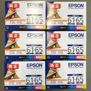 EPSON - EPSON インクカートリッジ 61 65