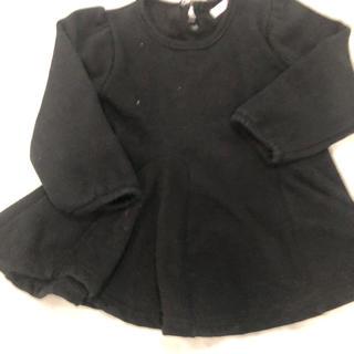 韓国服、バックリボンチュニック(ワンピース)