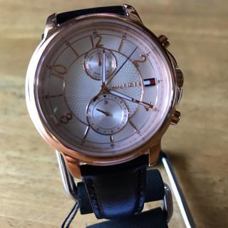 新品✨トミーヒルフィガー 腕時計 メンズ レディース 1781817
