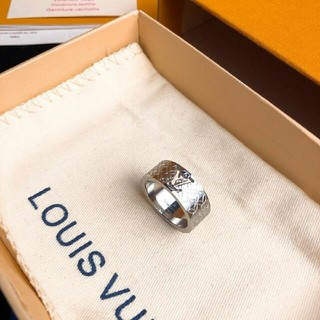 """LOUIS VUITTON - """"美品 ルイヴィトン LVリング 7号 """""""