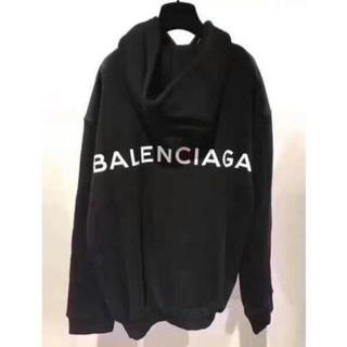 Balenciaga - Balenciaga パ一力ー  新品未使用  ブラック M
