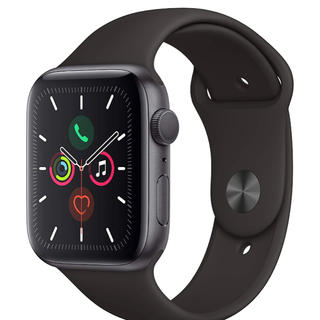 Apple Watch - Apple Watch Series 5 44mmスペースグレイ