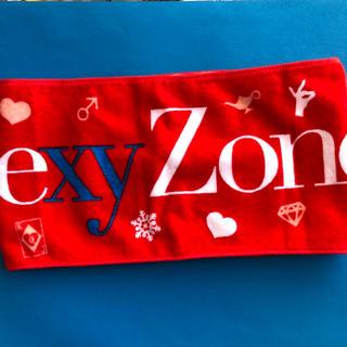 セクシー ゾーン(Sexy Zone)のSexyZone佐藤勝利マフラータオル  幸音1230様専用(男性タレント)