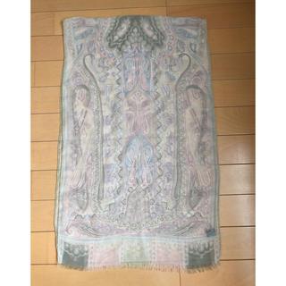 ETRO - エトロ シルク スカーフ