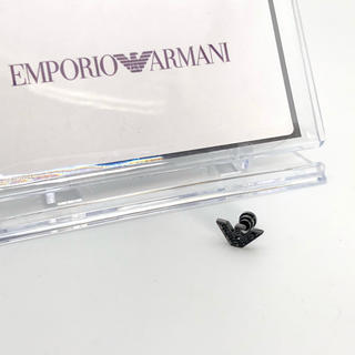 Emporio Armani - ARMANI エンポリオ アルマーニ ピアス 片耳 正規品