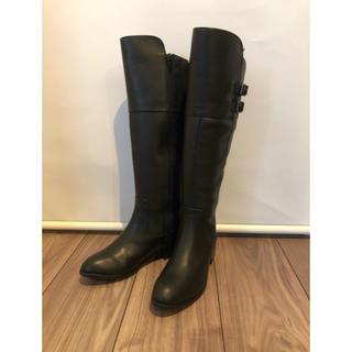 ユナイテッドアローズ(UNITED ARROWS)の⭐︎新品⭐︎ユナイテッドアローズ 22センチブラックロングブーツ(ブーツ)