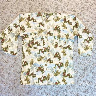 トライチ(寅壱)の寅壱 ワークシャツ Lサイズ 新品未使用(シャツ)