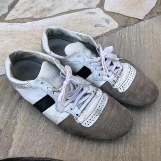 クリスチャンディオール(Christian Dior)のDior ディオールオム スニーカー 靴 くつ クツ スエード×レザー(スニーカー)