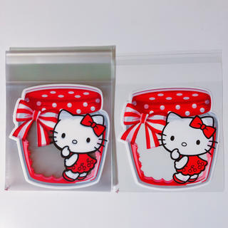 Hello Kitty ラッピング袋(ラッピング/包装)