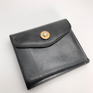 ヴァレクストラ(Valextra)のvalextra ヴァレクストラ 折りたたみ 財布 正規品(折り財布)