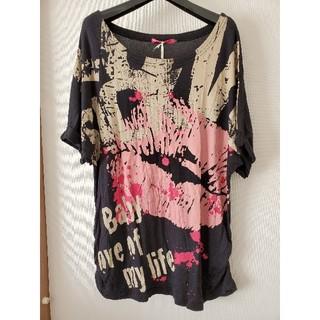 Avail - ドルマンTシャツ ブラック 未使用