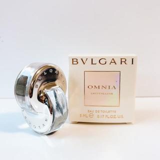 BVLGARI - ブルガリ オムニア クリスタリン EDT 5ml